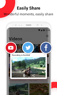 YouRec - Screen recorder & Capture Screenshot