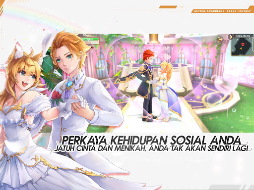 Astralu00a0Guardians:u00a0Cyber Fantasy screenshots 12