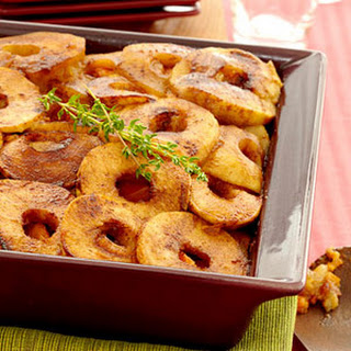 Sweet Potato Casserole With Apples Recipes
