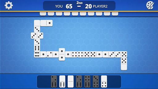 Dominoes - Classic Domino Tile Based Game filehippodl screenshot 7