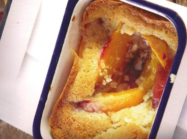 Peach And Amaretto Cobbler Recipe