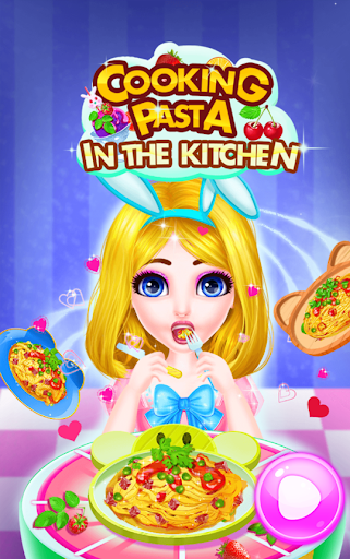Cooking Pasta In Kitchen 1.0.5 screenshots 1
