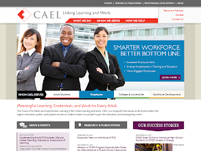Photo: CAEL, www.cael.org/home Implemented by: BlueModus
