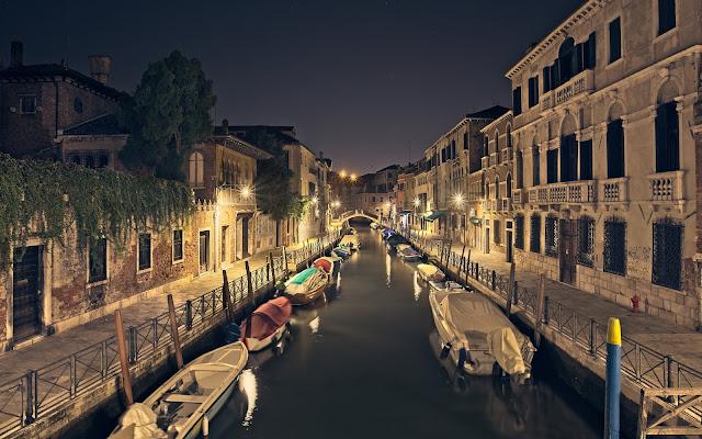 Venezia solitaria di Dariagufo