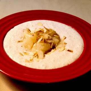 Creamy Pear Soup