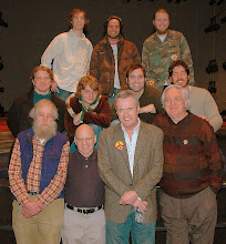 Photo: Don Olson, Chuck Turchick, Bill Tilton, Frank Kroncke