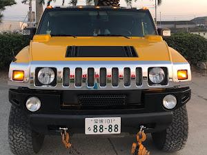 H2  07,HUMMER,LUXPXG三井D車のカスタム事例画像 ヨシクマ🇺🇸🍍さんの2019年07月30日19:39の投稿