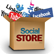 Social Media Store All in One
