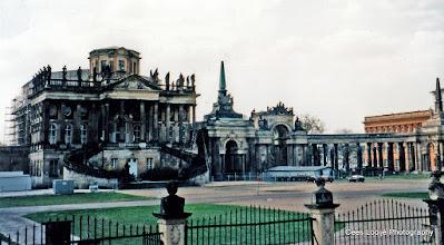 Photo: Potsdam. Sanssouci. Communs.