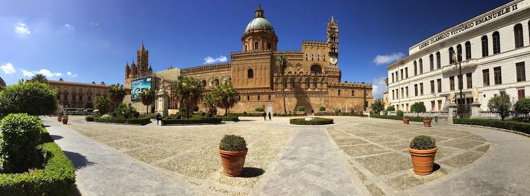 Кафедральный собор Палермо - Сицилия за 1 неделю