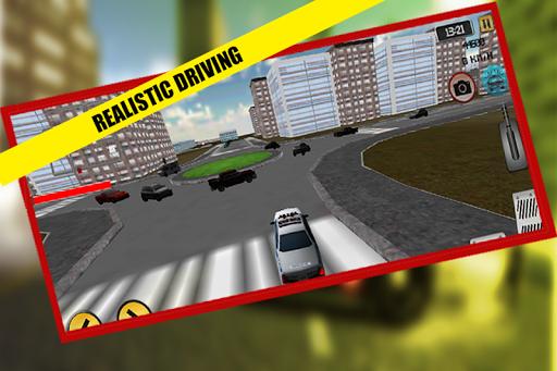 玩免費模擬APP|下載員警車犯罪市 3D app不用錢|硬是要APP