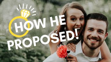 How He Proposed - Wedding Template