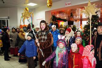 """Photo: в Гипермаркете """"Пушкинский"""". Веселится народ..._Фото Алексей Иванов"""