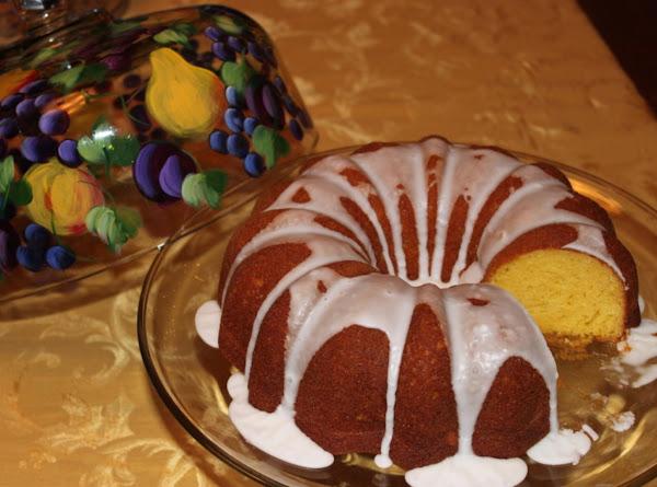Lemon Lime Cake Recipe