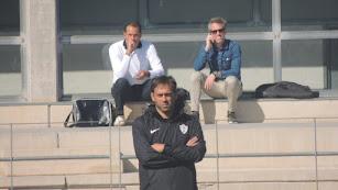 A Fran ya solo le queda terminar su contrato y acabar bien en el Almería.