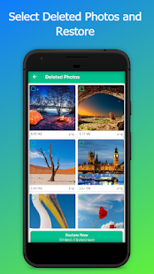 App Deleted Photo Recovery - Recover Deleted Photos APK for Windows Phone
