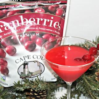 Cranberry Atomic Fireball Martini Recipe