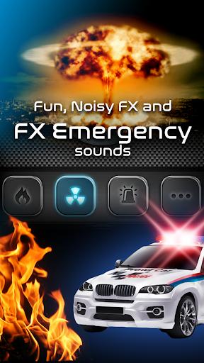 Powerful Flashlight HD with FX 3.3.0 screenshots 4