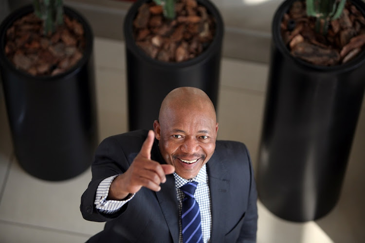 Dan Matjila, CEO of the Public Investment Corporation. Picture: SUNDAY TIMES