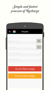 MobiLess - Online Recharge screenshot 2