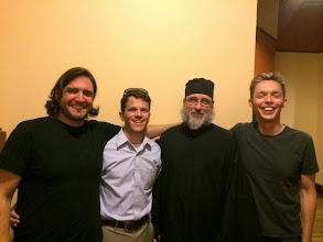 Photo: Monk in Des Moines
