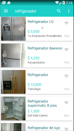 Segundamano.mx screenshot 3