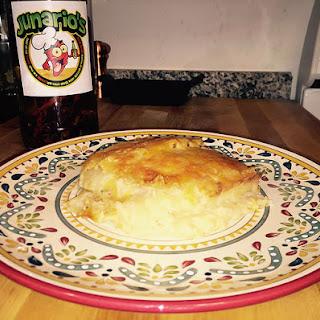 Green Chili Pierogi Lasagna