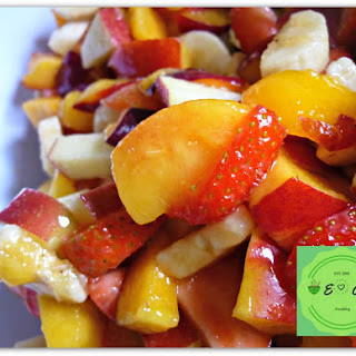 Fruits Salad – Fresh and Healthy Recipe