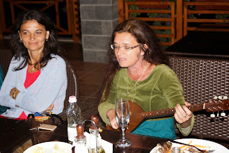 Photo: Katalin Izsak ни впечатли с изключителен глас и изпълнение на българска музика и песни. Унгарката показа завиден интерес и почитание към българския фолклор, който изпълнява от години.