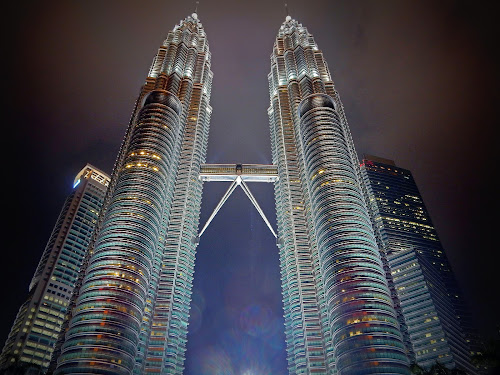 Petronas Twin Tower, Kuala Lumpur, Malaysia by Andie Andros - Buildings & Architecture Office Buildings & Hotels ( the viewing deck, malaysia, kuala lumpur )