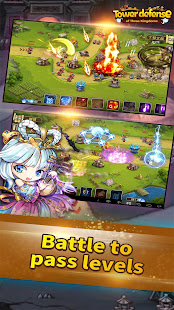 Tower defense of Three Kingdoms for PC-Windows 7,8,10 and Mac apk screenshot 5