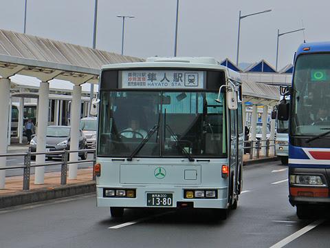 鹿児島交通「妙見路線バス」 1380