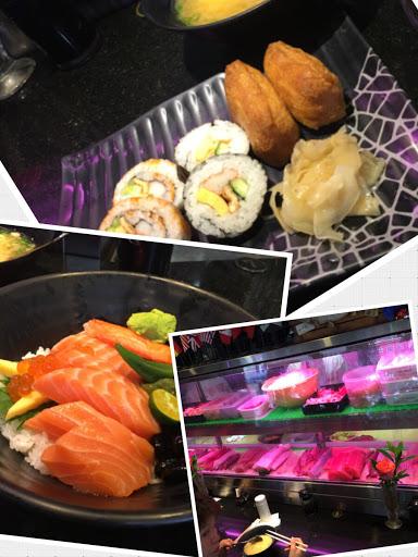 #鮭魚蓋飯 #綜合壽司