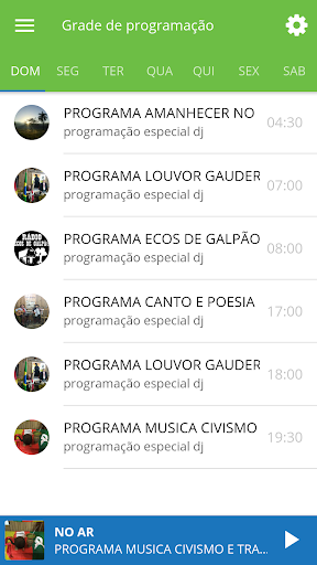 Radio Ecos de Galpu00e3o screenshots 3