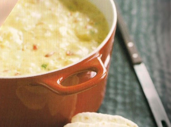 Southwestern Chile Cheese Fondue Recipe