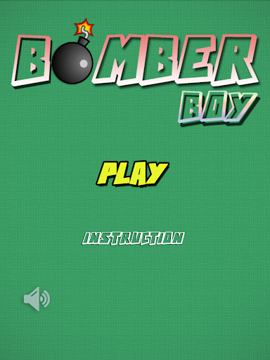 Bomber Boy : Game of Adventure