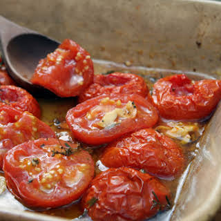 Roasted Tomatoes For Breakfast Recipes.