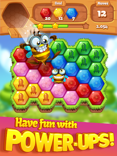 Bee Brilliant Blast screenshots 12