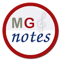 MGnotes Music Sheet wallet icon