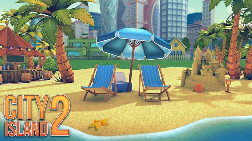 City Island 2 - Building Story (Offline sim game) Apk 1