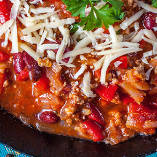 Slow Cooker Chili Con Carne Recipe