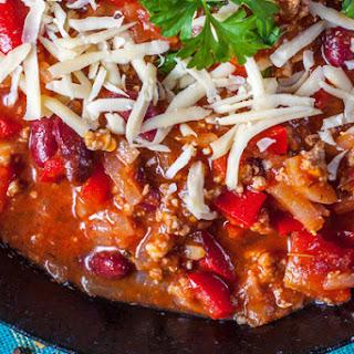 Slow Cooker Chili Con Carne Recipe