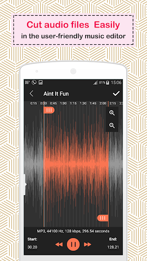 video audio cutter 4.8 screenshots 8