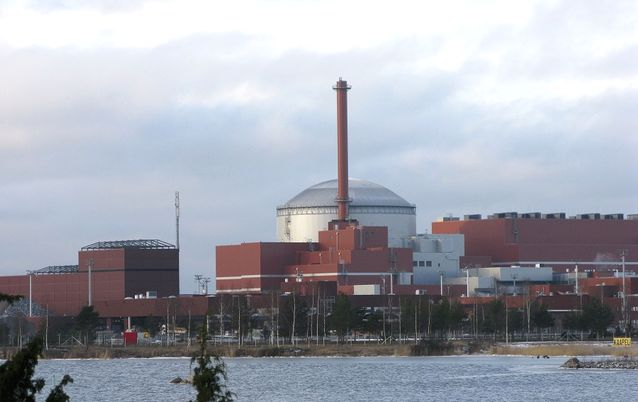A nuclear facility. Picture: REUTERS