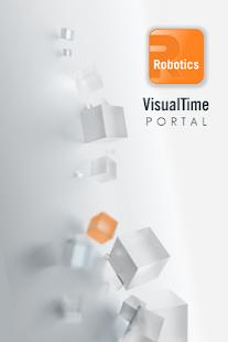VisualTime Portal - náhled