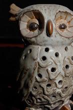 Photo: January 29: The Ceramic Owl