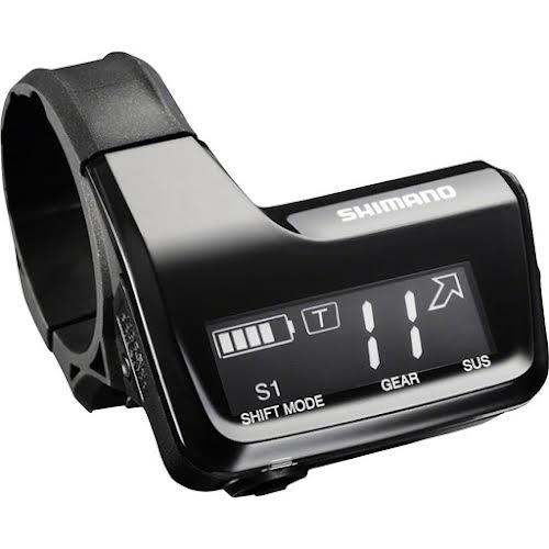Shimano XT SC-MT800 Di2 Digital Display Unit, Junction Box with 3 E-Tube Ports and Charging Port