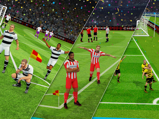 Soccer Revolution 2019 Pro apkpoly screenshots 10