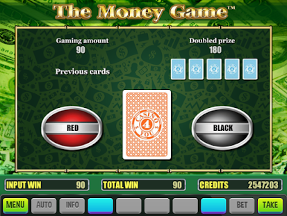 Money Game - náhled