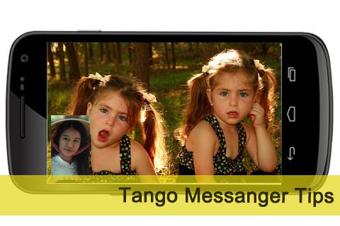 android Leitfaden für Tango-Kurier Screenshot 1